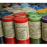 Affirmation Candle Case Pack