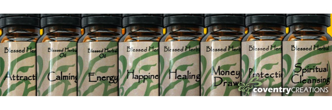 Blessed Herbal Oils