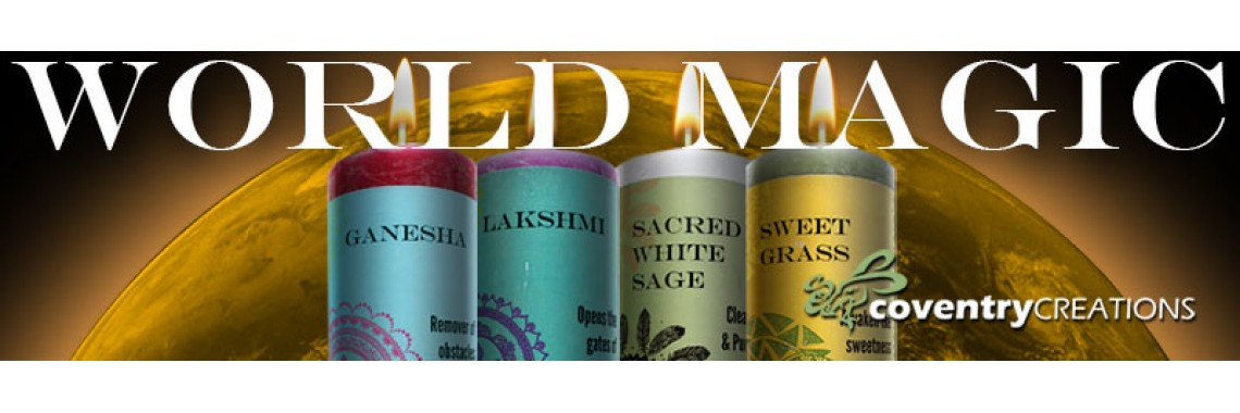 World Magic Candles