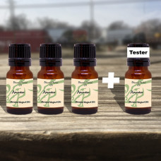 Ancestor Blessed Herbal Oil Tester Set