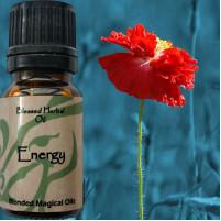 Energy Blessed Herbal OIls