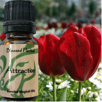 Attraction/Love Blessed Herbal OIl