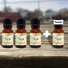 Prosperity Blessed Herbal Oil Tester Set