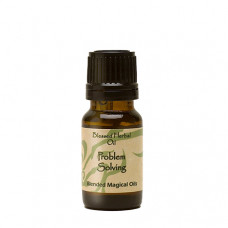 Blessed Herbal Problem Solving Oil