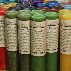 Blessed Herbal Candle Mixed Case (25)