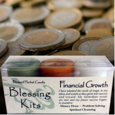 Financial Growth Blessing Kit