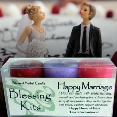 Happy Marriage Blessing Kits