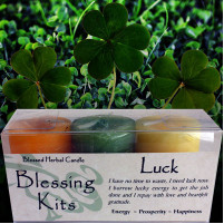 Luck Blessing Kit