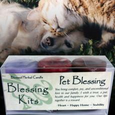Pet Blessing Blessing Kits