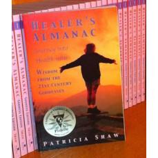 Autographed Healers Almanac