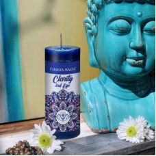 Chakra Magic Clarity Candle