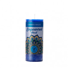 Chakra Magic Empowered Candle