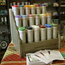 Blessed Herbal Candle Display Package