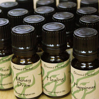 Blessed Herbal Oil Restocking Set