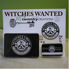 Witches Union Monthly Promo Kit