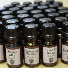 Wicked Witch Mojo Oil Restocking Set