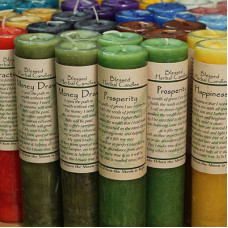 Blessed Herbal Candle Restocking set