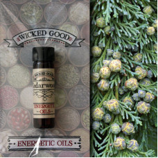 Cedarwood Energetic Oil