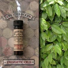 Sandalwood Wicked Good Energetic Oils 2 Dram (7 ml)