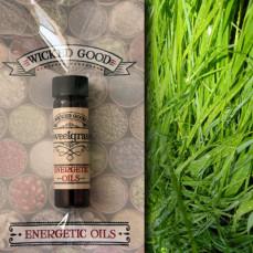 Sweet Grass Wicked Good Energetic Oils 2 Dram (7 ml)