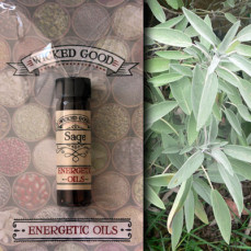 Sage Wicked Good Energetic Oils 2 Dram (7 ml)