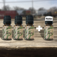 Calming Blessed Herbal Oil Tester Set