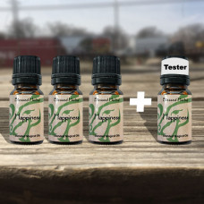 Happiness Blessed Herbal Oil Tester Set