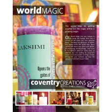 World Magic Sign Point of Purchase
