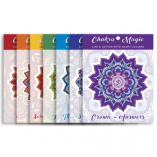 Chakra Magic Sticker Restocking Set