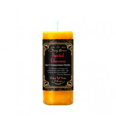 Wicked Witch Mojo Halloween Spirited Discourse Candle