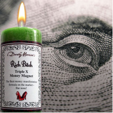Rich Bitch Wicked Witch Mojo Candle