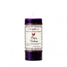 Wicked Witch Mojo Flying Monkeys Candle