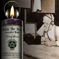 Wakin the Dead Wicked Witch Mojo Candle