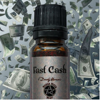 Fast Cash- Wicked Witch Mojo Oil