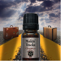 Makin Tracks - Wicked Witch Mojo Oil