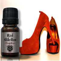 Red Stilettos - Wicked Witch Mojo Oil
