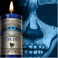 Evil Eye Witch's Brew Candle