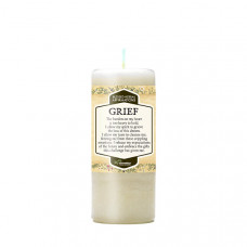 Affirmation Grief Candle