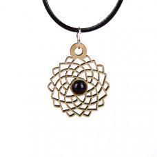 Chakra Magic Crown Chakra Jewelry and Sticker