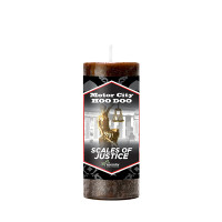 Motor City Hoo Doo Scales of Justice Candle
