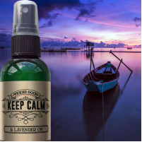 Keep Calm and Lavender on