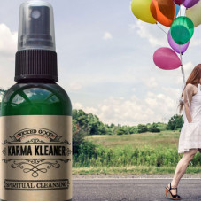 Karma Kleaner: Spiritual Cleansing Spray