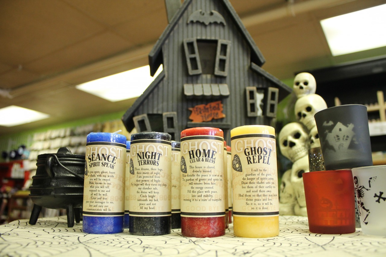 Ghost Candles Now Available for Purchase!-ONLY 4 CASES LEFT!