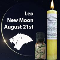 New Moon Leo August 21st