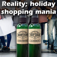 WS blog 2 Reality holiday shopping mania